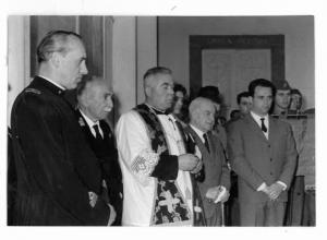 messa in suffragio per Adriano Visconti e Valerio Stefanini
