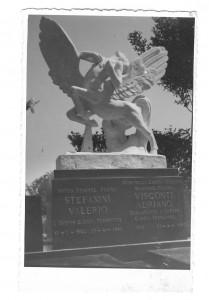 Monumento Visconti-Stefanini campo XV