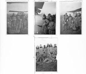 Capua aprile 1937 Foto 1,2,3,4 FRONTE