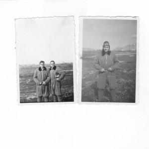 Capua aprile 1937 foto 6 e 7 FRONTE