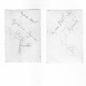 Capua aprile 1937 foto 6 e 7 RETRO