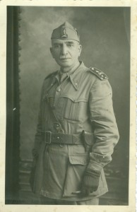 Capitano Galeazzo Visconti  Tripoli 1942